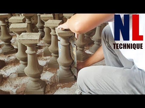 Amazing Creative Construction Workers Make Tiles and Bricks Part 6