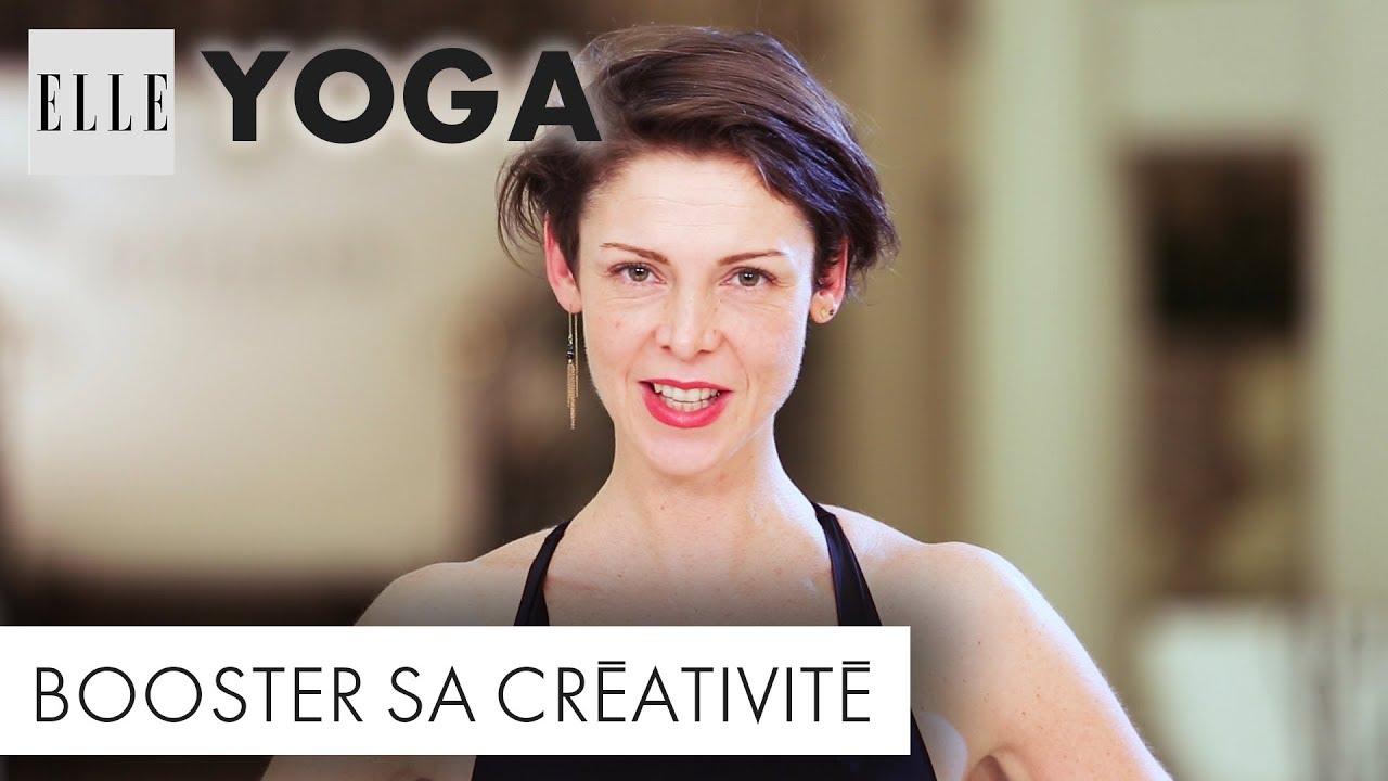 20 minutes de yoga pour booster sa cr ativit elle yoga youtube. Black Bedroom Furniture Sets. Home Design Ideas