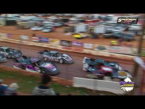 SECA Crate Late Models @ Cherokee Speedway March 24, 2019
