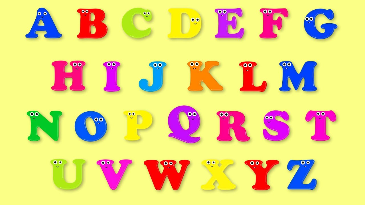 Abc Lied Abc Song Alphabet Song Youtube