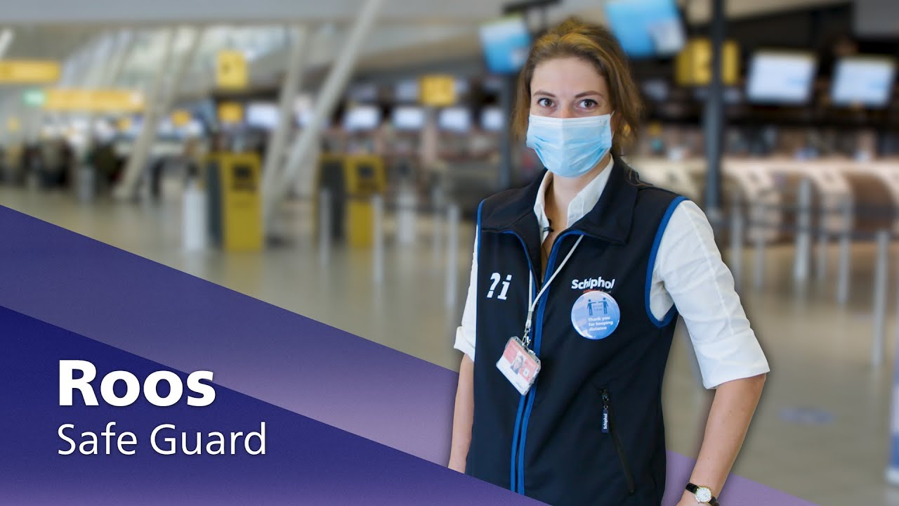 Airport Stars: Safeguard Roos