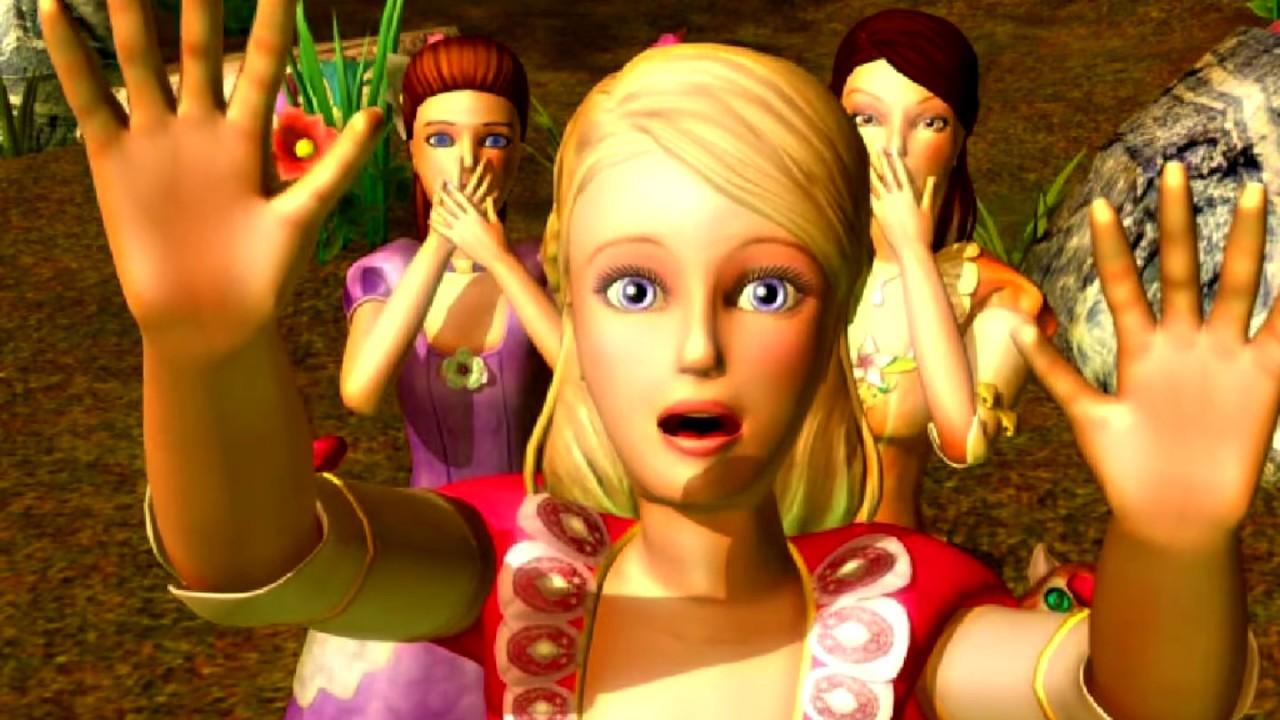 barbie og de 12 dansende prinsesser