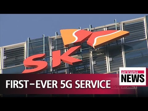 S. Korea gets ready for world's first 5G service
