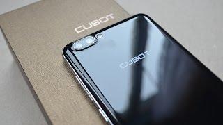 Cubot Rainbow 2. Бюджетный смартфон-красавчик на Андроид 7.0