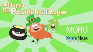 Share this st. patrick's day animation with your friends and loved ones!created moho:http://moho.smithmicro.comdirection, composition:víct...