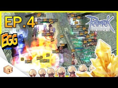 RAG: Jellopy Ro – โค้งมรณะ Egg Guild War  (MvP)