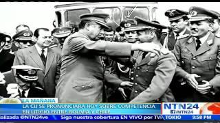 Vea la cronología de los hechos que marcaron la división entre Chile y Bolivia