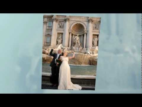 Our Wedding in Rome, Italy
