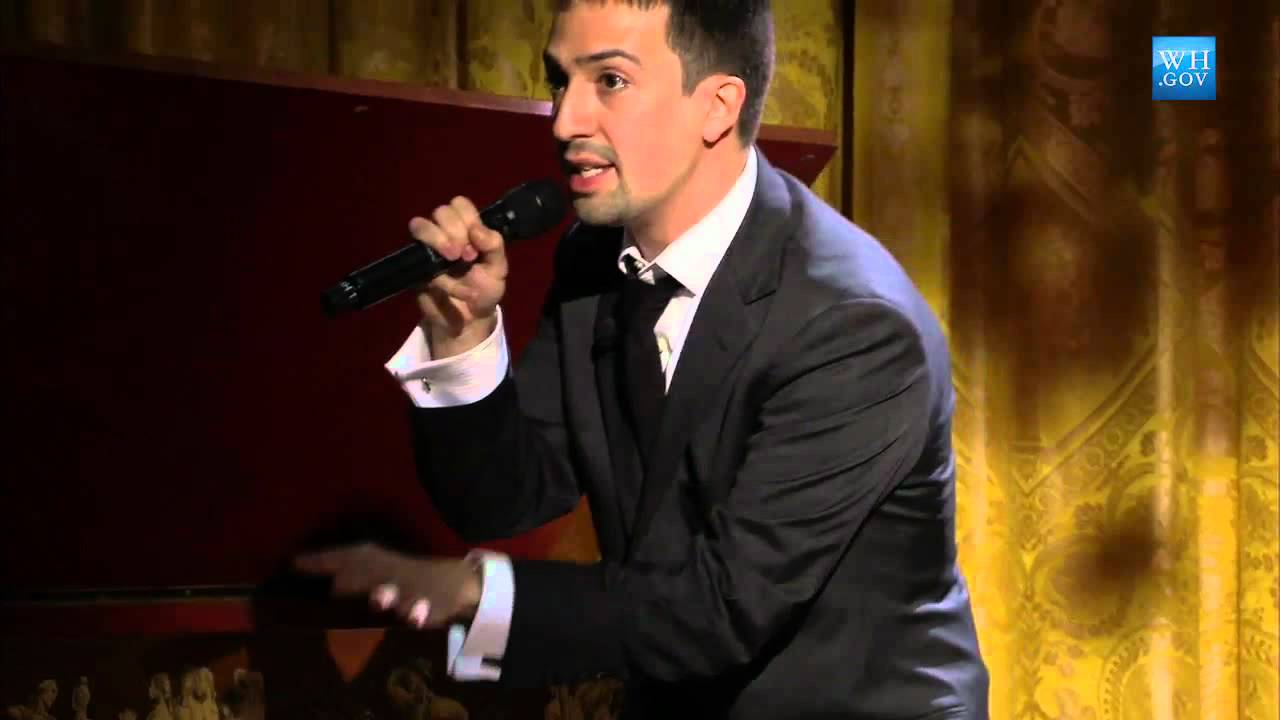 lin manuel miranda performs at the white house poetry jam 8 of 8 youtube. Black Bedroom Furniture Sets. Home Design Ideas