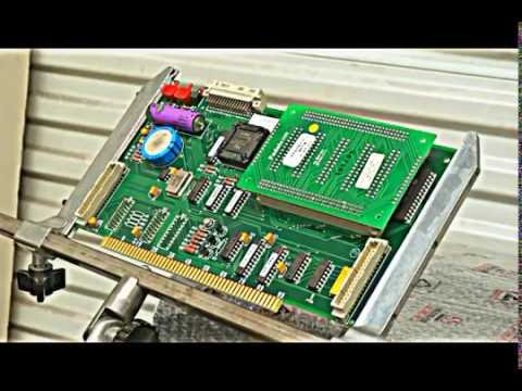 FADAL CMOS battery replacement. on