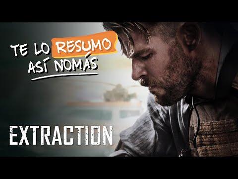 Extraction (El John Wick Rubio) | #TeLoResumo