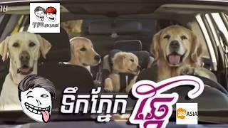 Best Troll Collection 2018, No laugh, ណូទ្បាហ្វុ,  ឆ្នាំនេះសំបូរទៅ បទ ឆ្កែ, Troll Cambodia,