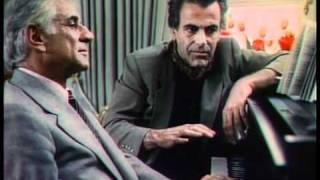 Leonard Bernstein Discussing Beethoven