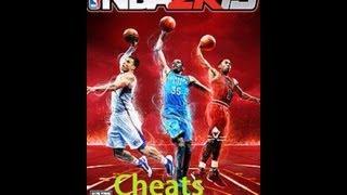 NBA 2K13 Cheats (Xbox 360)