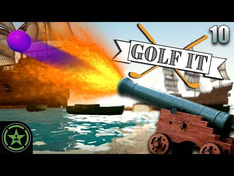 Fore Honor - Golf It! - Rainbow Cannonballs! (#10)