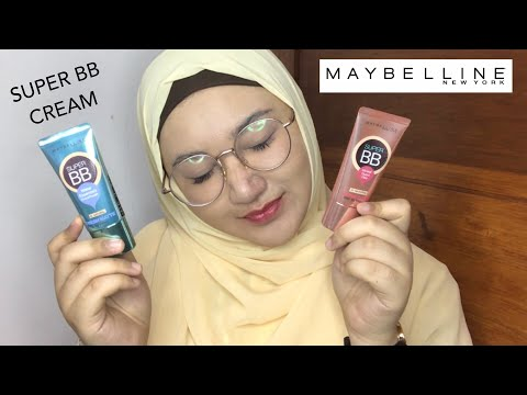 MAYBELLINE Super BB Cream | First Impressions Review & Wear Test | Bahasa Indonesia | Diendiana