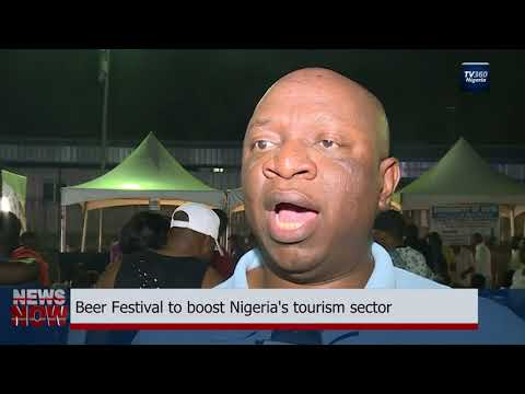 Lagos hosts Nigeria Beer Festival (Nigerian News)