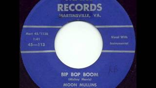 Moon Mullins And  His  Night Raiders  Bip Bop Boom  MART 113