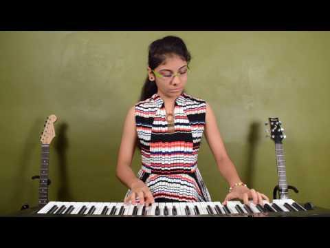 Sapna Jahan - Brothers | Keyboard Instrumental Cover | Khushi @HoR