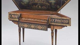 Thomas Morley: Fantasia (FVB II/124). Robert Hill, harpsichord