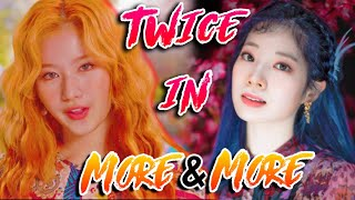 Baixar TWICE RANKING IN MORE AND MORE! - (Presence, Visual, Lines & More)