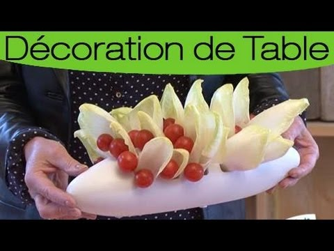 Comment d corer une table pour un barbecue party youtube - Comment faire une decoration de table ...
