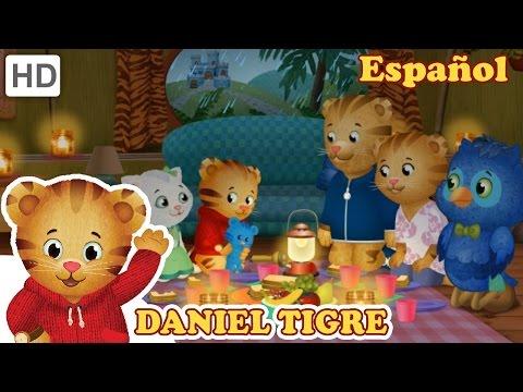 Daniel Tigre en Español - Una tormenta en el Vecindario (Episodios Completos en HD)