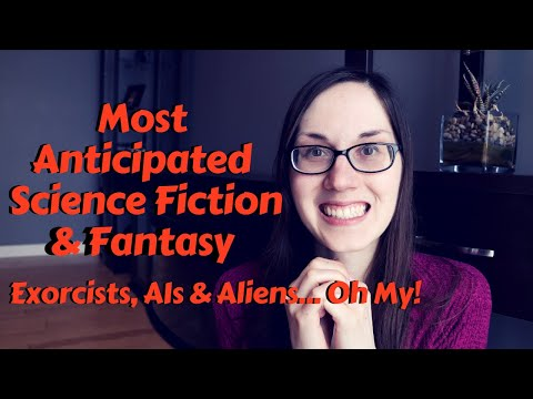 Most Anticipated Science Fiction & Fantasy Book Releases for 2020 | #2020books #booktubesff