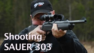 Repeat youtube video Shooting the SAUER 303 by Kristoffer Clausen