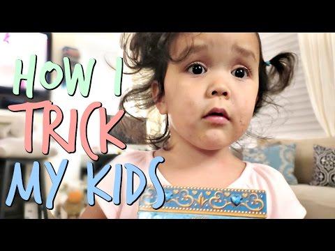 How I Trick My Kids - October 24, 2016 -  ItsJudysLife Vlogs