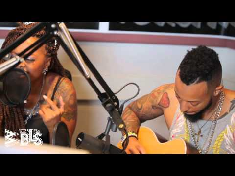 "Chrisette Michele sings  ""If I had My Way"" Live on The Quiet Storm"