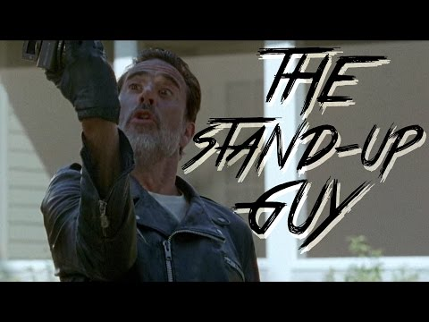(TWD) Negan | The Stand-Up Guy