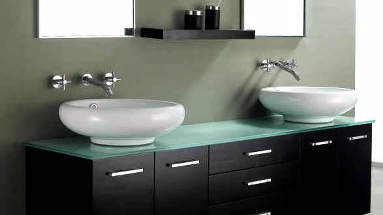 muebles para lavabos modernos
