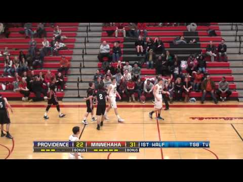 High School Boys Basketball: Providence Academy vs. Minnehaha Academy