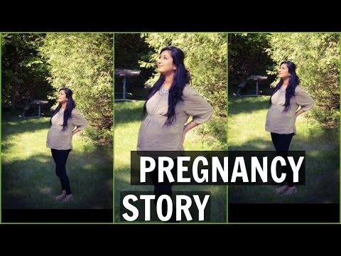 Pregnancy Story || Baby Boy || BrownBeautysimor || Indian Beauty Guru