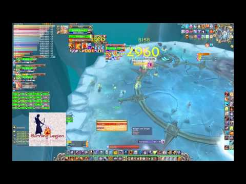 Burning Legion Tauri WoW -Lich King 25 man