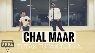 Chal Maar Song  Dance Cover  Tutak Tutak Tutiya Devi  Prabhudeva  @jeyaraveendran