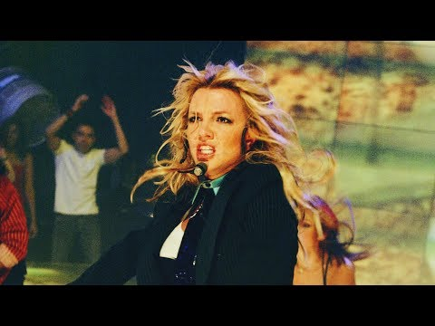 Britney Spears - Me Against the Music (Live @ CD: UK)