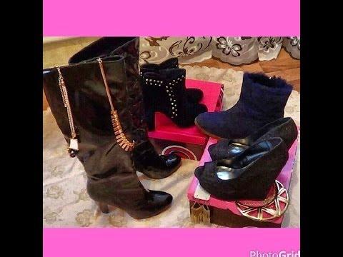 Покупки в ЦентрОбувь - обувь,бижутерия,шарф от 60 рублей!!!Март-апрель 2014!!!