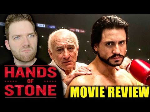 Hands of Stone – Movie Review