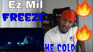 Download He Is Cold🥶 | FIRST TIME HEARING Ez Mil - Freeze REACTION