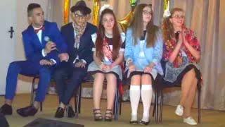 Пусть говорят Приколы с девушками ТВ ШКОЛА Funny kids ТВ передача TV 面白いー  Lustige Kinder Enfants