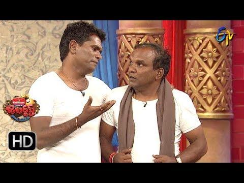 Chammak Chandra Performance | Jabardasth | 22nd November 2018 | ETV Telugu