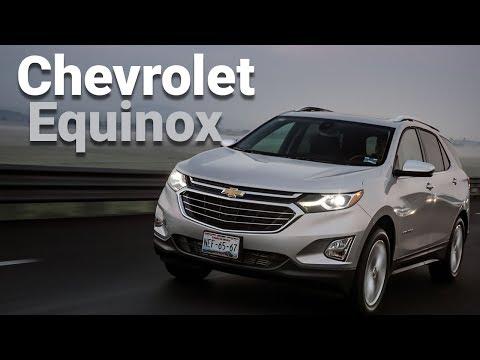 Chevrolet Equinox Totalmente nueva y llena de tecnolog a
