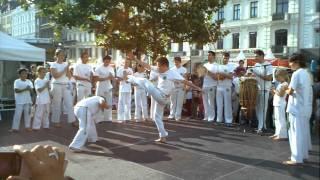 Ie Capoeira på malmöfestivalen 2011