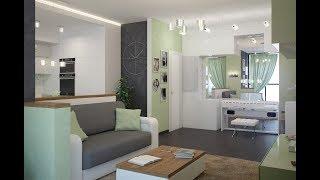 Смотреть видео Дизайн-проект квартиры в г. Санкт-Петербург, Загребский бул., 109 кв.м. онлайн
