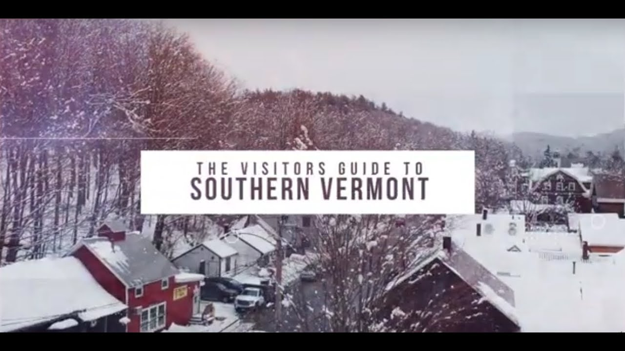 VTTV Presents The Visitors Guide to Southern Vermont, Deerfield Valley Edition