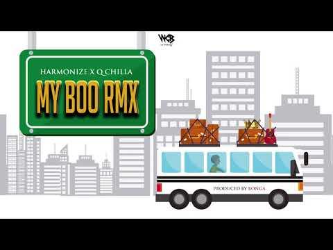 Harmonize X Q Chilla - My Boo Remix (Official Audio)