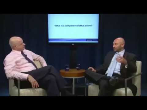 CFI03: Advice from Dr. Fischer: How hard is it to get High USMLE Scores