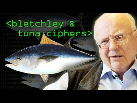 Fishy Codes: Bletchley